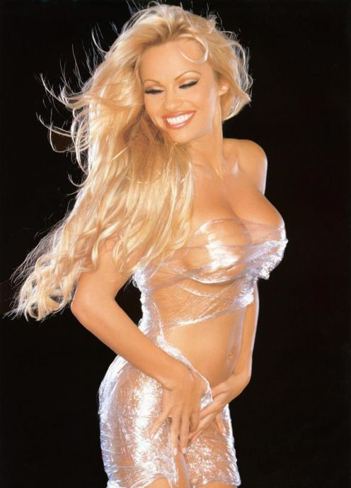 Pamela Blond Nude Photos 19