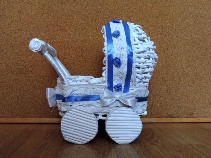 Kinderwagen Geschenk für die Taufe, Junge in Dla Dzieci, Wózki i akcesoria, Wózki | eBay