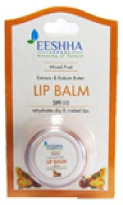 Eeshha Herbal Lip Care Mixed Fruit Lip Balm SPF 10