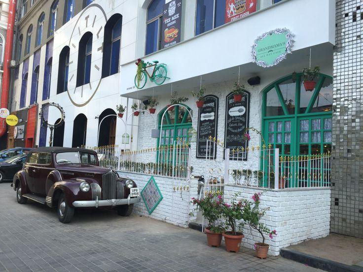 Grandmama's Cafe, Mumbai