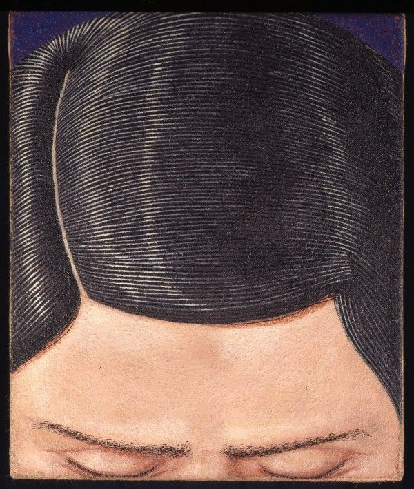 Artist: Domenico Gnoli  Venue: Luxembourg & Dayan  Exhibition Title: Paintings 1964 – 1969