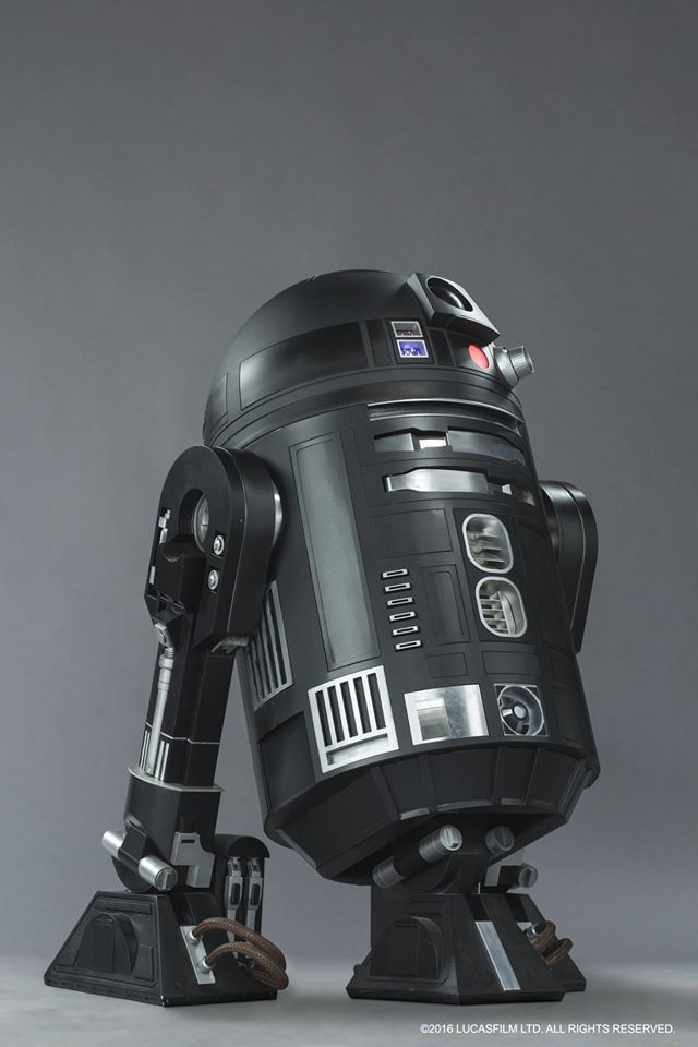 C2-B5, el R2D2 imperial que veremos en Rogue One: A Star Wars Story