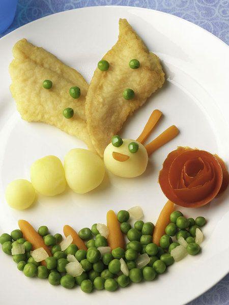Para que los niños coman mejor hay que echar mano de nuestra imaginación. ¿Cómo? Presentándoles los alimentos de la manera más divertida y original que se nos ocurra. Aquí tienes algunas propuestas.