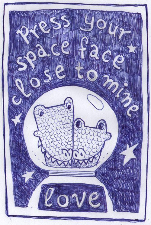 """Moonage Daydream"" by Mr. David Bowie"