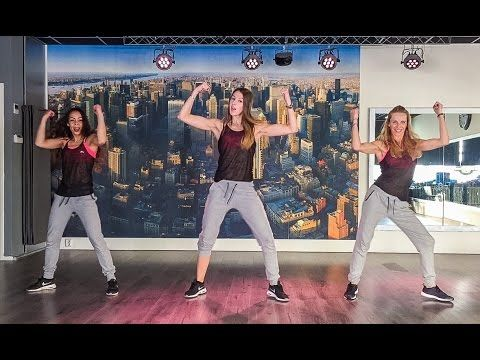 The Greatest - Sia - Easy Fitness Dance Choreography Zumba - YouTube