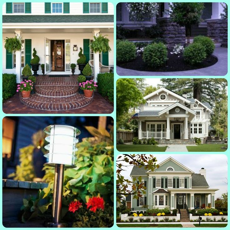 easy inexpensive diy curb appeal tips #todayseverymom