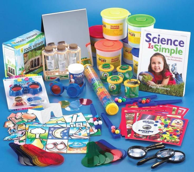 Childcraft Preschool Science Curriculum Kit – CHILDCRAFT