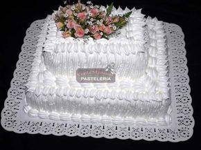 Tortas decoradas con merengue italiano | Tortas decoradas