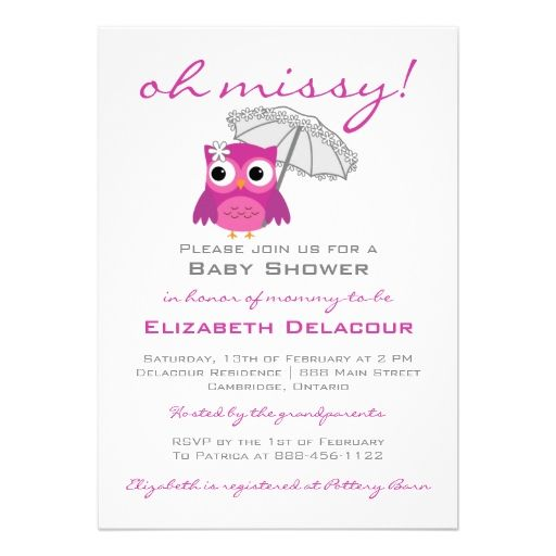 Vintage Owl Baby Shower Invitations: 30 Best Images About Baby Shower Invitations On Pinterest