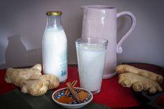 Кефирный коктейль для похудения: 1ст. кефира, 1/4ч.л. корицы, 1/2ч.л. молотого имбиря, щепотка красного перца, сахзам. Пить за 15мин. до еды (специи притупляют аппетит), либо после еды (специи и кефир ускоряют метаболизм). Также порцией напитка можно полностью заменить ужин. ПРОТИВОПОКАЗАНИЯ: беременность, лактация, гастрит, язва, аллергия на компоненты напитка, внешние и внутренние кровотечения (в т.ч. месячные), гипертония, прием препаратов, разжижающих кровь, повышенная температура