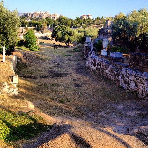 Αρχαιολογικός Χώρος Κεραμεικού (Archaeological Site of Kerameikos) in Αθήνα, Αττική