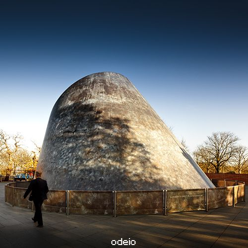 Royal Observatory Greenwich | London,Uk | Allies and Morrison | © odeio