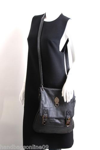 Sydney Convertible Shoulderbag Messenger Bag Black | eBay