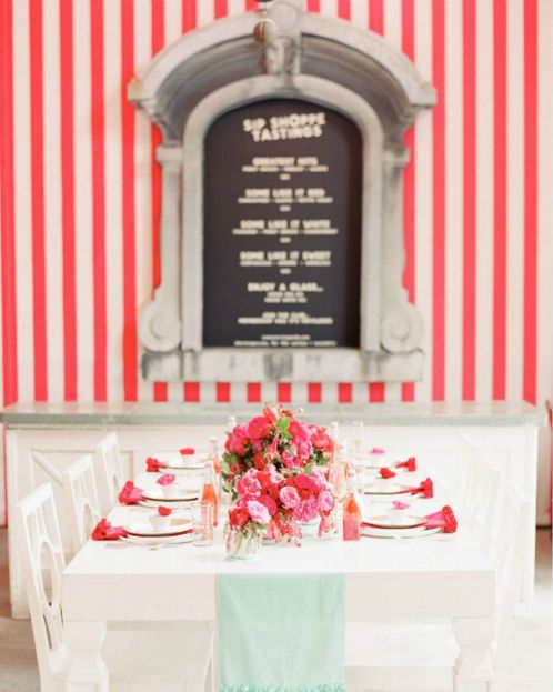 Bistro: White Tables, Tables Sets, Mothers Day, Entertainment Decor, Candy Stripes, 2012 Issues, Events, Napa Valley, Rue Magazines