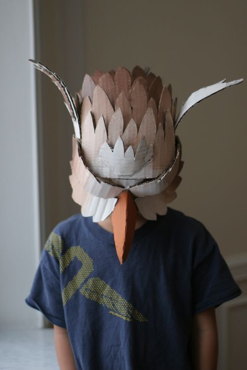 52 Best Animal Masks Images On Pinterest Animal Masks