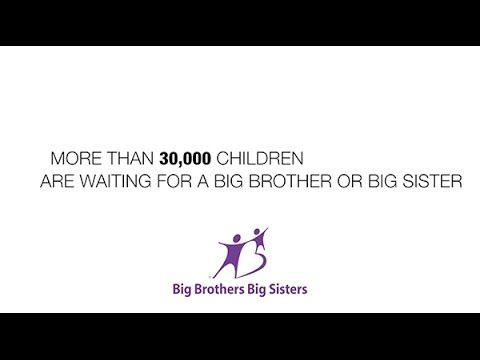 Be a Big Brothers Big Sisters Celebrity