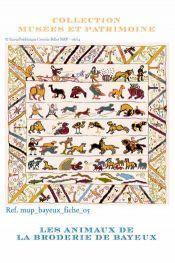 19 besten broderie de bayeux bayeux embroidery kreuzstichvorlagen bayeux bilder auf - Point p bayeux ...
