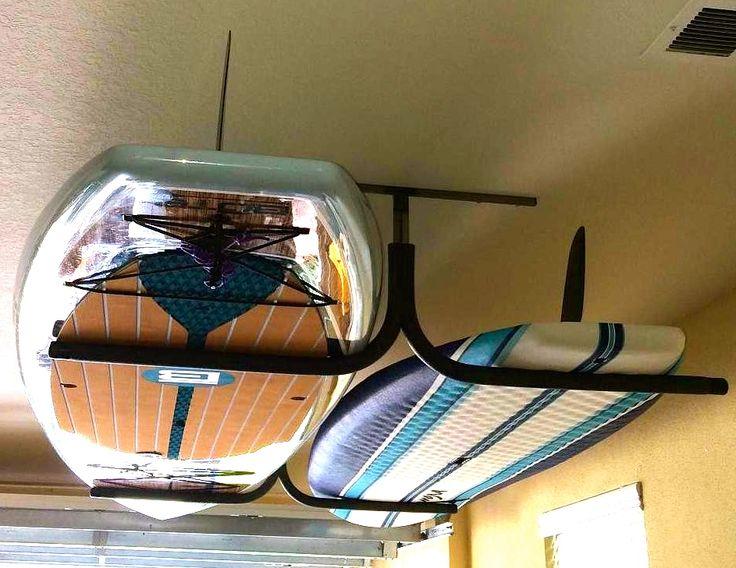 sup ceiling garage storage rack - space saver