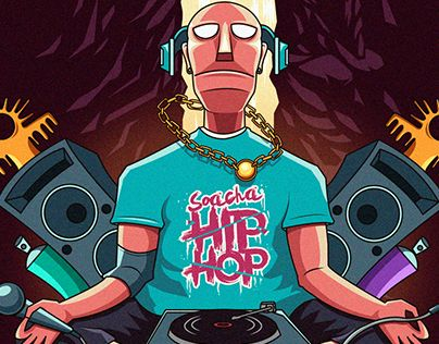 "Check out new work on my @Behance portfolio: ""SOACHA HIP HOP"" http://be.net/gallery/45911143/SOACHA-HIP-HOP"