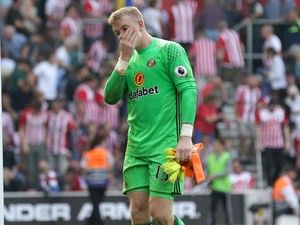 David Moyes urges Jordan Pickford to stay at Sunderland