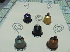 Artesanatos com Capsulas de Café