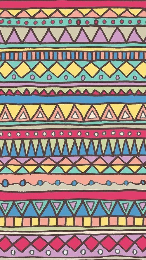 Colores que me inspiran y texturas geométricas