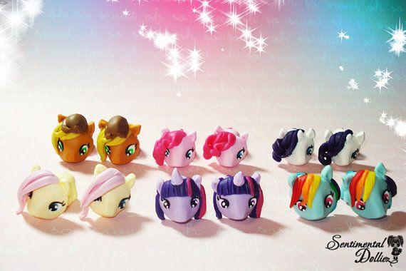 My Little Pony My Little Pony Jewelry MLP by SentimentalDollieZ, $27.00