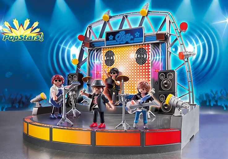 """Love Playmobil? You could win a $500 Playmobil shopping spree in their """"Battle of the Bands"""" contest. Continue reading →"""