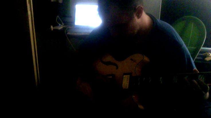 Post rock guitar instrumental solo - YouTube