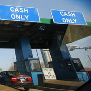 Keep extra small bills on hand to pay tolls. Depending on how far your road trip, an E-ZPass might not work in all areas. Having lots of small bills will make it easier!   29 Simple Road Trip Hacks You Need To Know