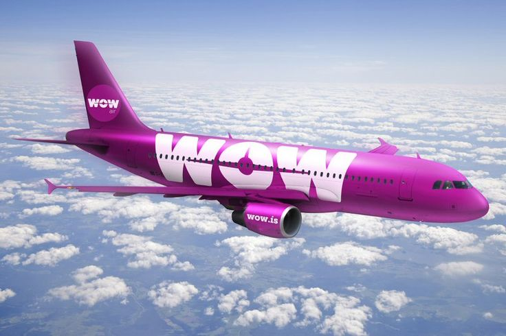 Icelandic Low Cost Airline WOW Air Opens Plane Livery Design to Public. Wouldn't I enjoy putting MY IDEAS  on a Qantas A380!