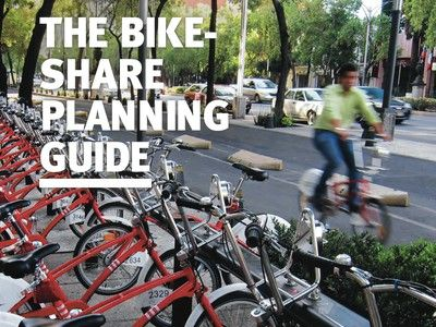 Why do some bike-share systems succeed and others fail? The Bike-Sharing Planning Guide explains