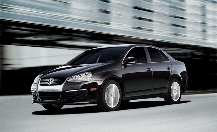 Volkswagen Jetta Black Series