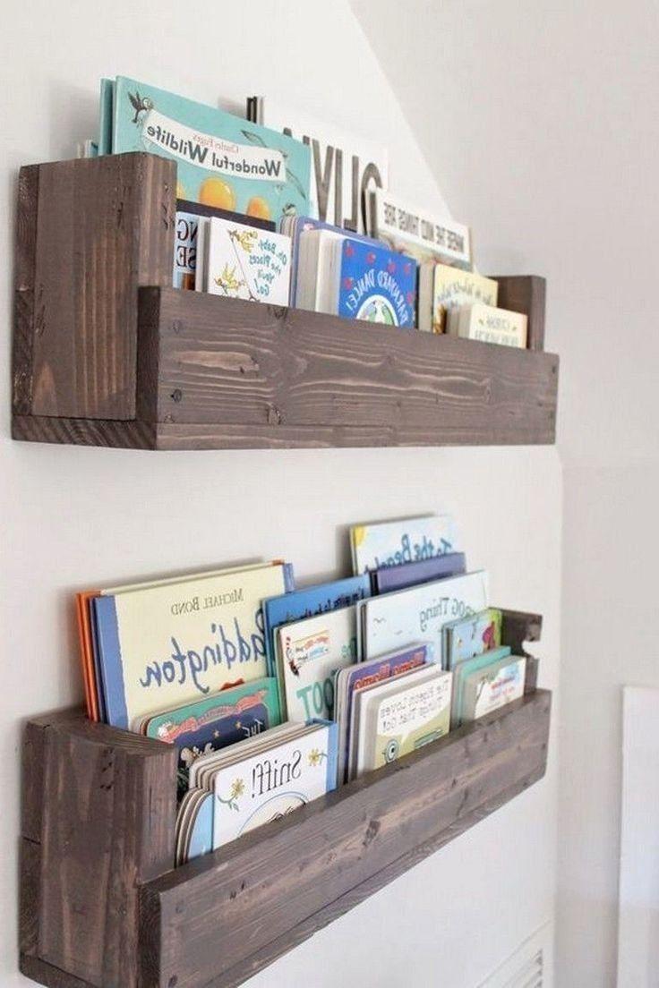 Easy Diy Bookshelf Ideas Modern Design Diy Nursery Bookshelves Diy Bookshelf Design Bookshelves Diy