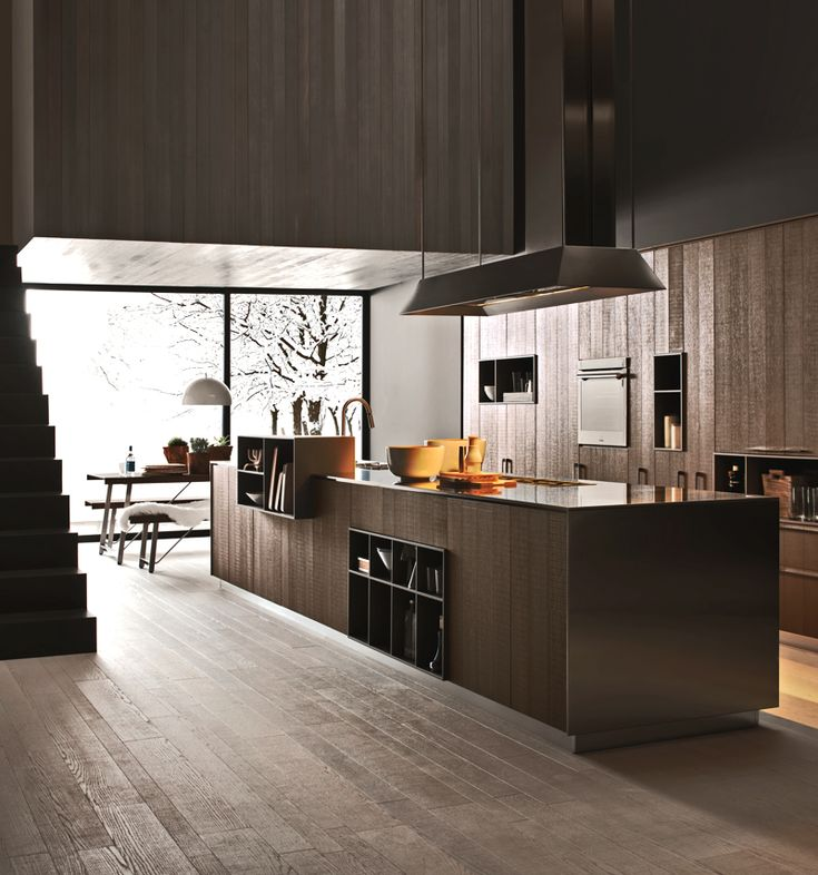 Kitchen Kalea by Cesar: space for senses