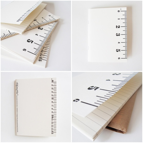 cute notebook: Survival Schools, Stationary Stuff, Cute Notebooks, Schools Stuff,  Ruler, Adorable Notebooks, Ruler Notepad