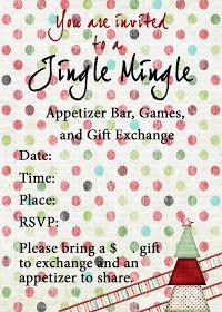 Love, Actually: Jingle Mingle: Blog Swap