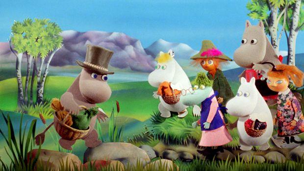 I adore Moomins!