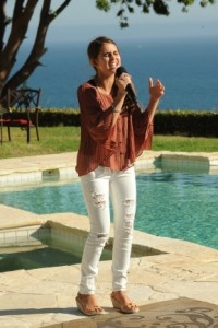 The X Factor Carly Rose Sonenclar Sings 'Brokenhearted' Video 10/11/12, love her