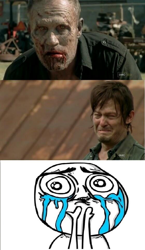 {Walking Dead} Walker Merle