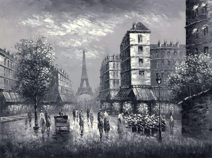Paris Promenade by Carter Bailey