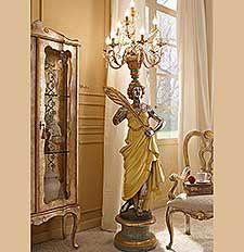 L'illuminazione classica e di lusso di Andrea Fanfani