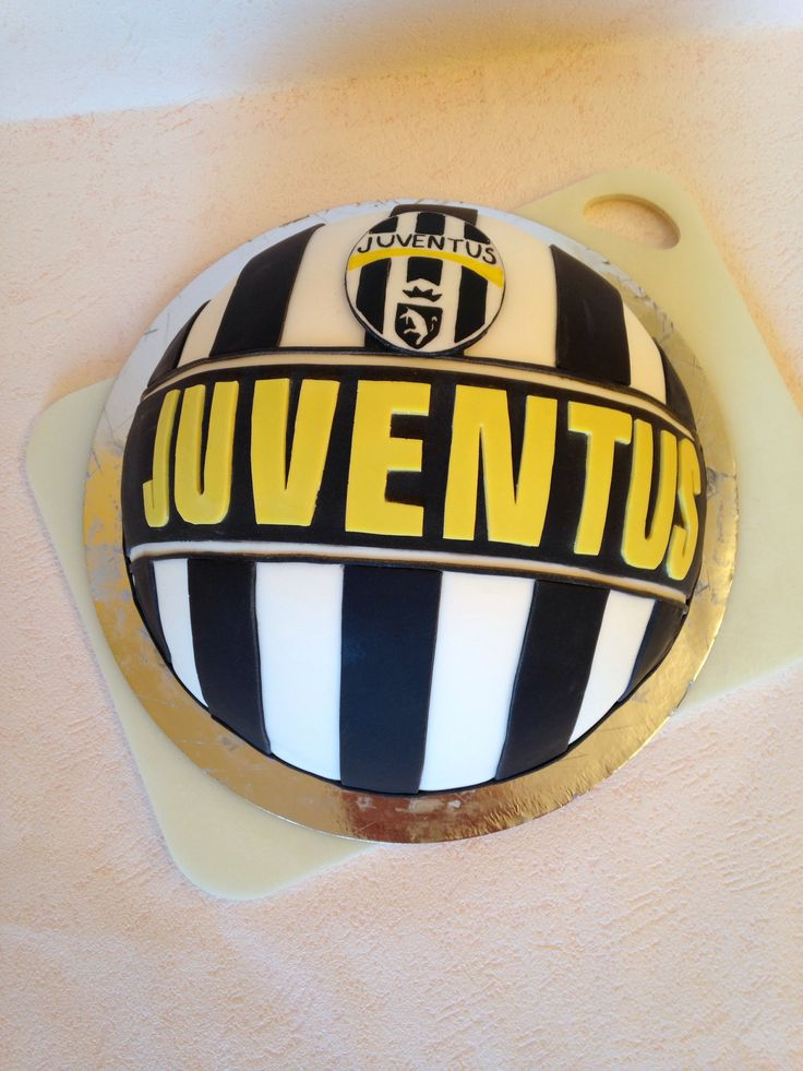 Gateaux juventus for Decoration murale juventus