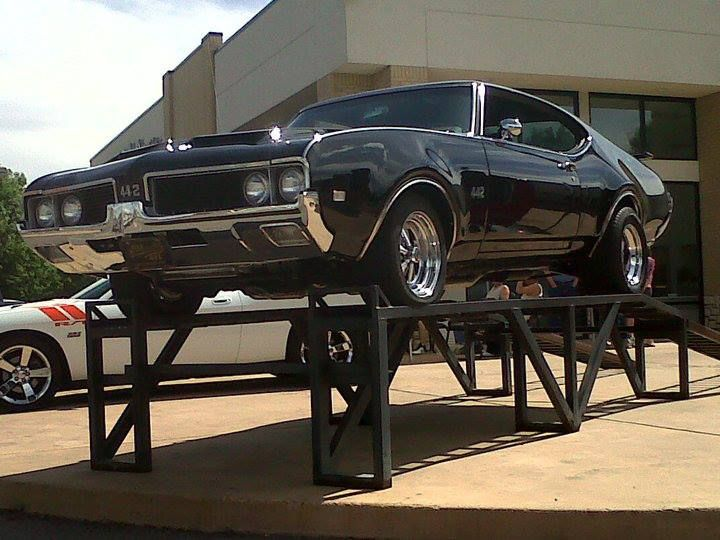 69 Olds 442 Mid Size Gm Pinterest