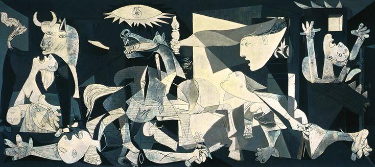 Πυθαγόρειο Νηπιαγωγείο: Guernica - Picasso