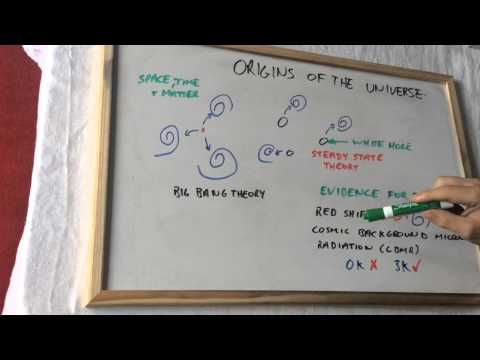 P1 Origins of our universe