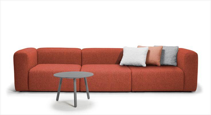 versus Pump sofa til virksomhedens lounge, lounge furniture, couch