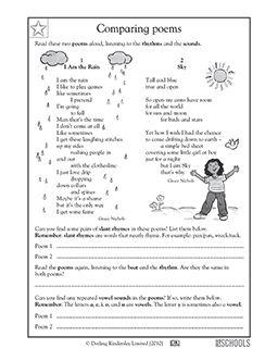 Fifth grade reading comprehension worksheets
