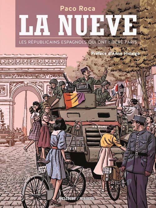 L'histoire de la neuvième compagnie, ou Nueve, composée de jeunes hommes qui, en 1936, prirent les armes pour défendre la République espagnole, combattirent en Afrique et participèrent à la libération de Paris en août 1944.