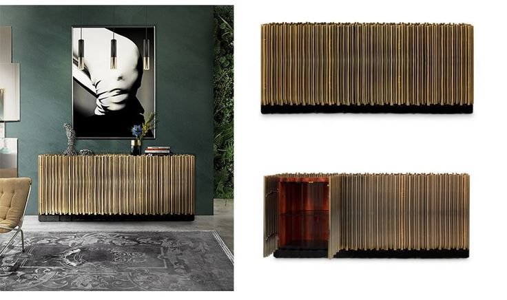 Discover The 8 Most Wanted Exquisite Sideboards